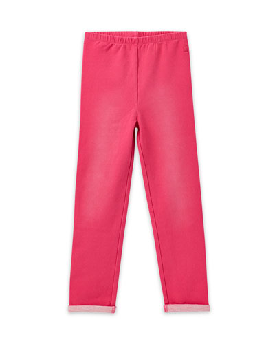 Minnie Solid Leggings, Size 3-6