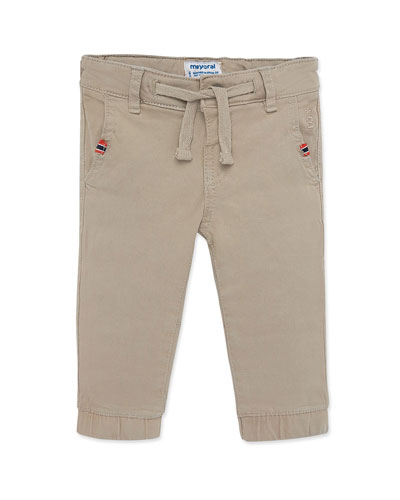 Boy's Jogger-Style Pants, Size 12-36 Months