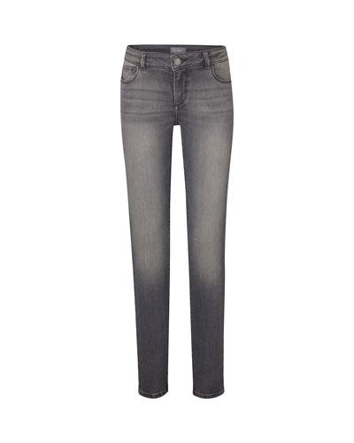 Girl's Chloe Denim Skinny Jeans, Size 7-16
