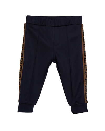 Boy's Track Pants w/ FF Taping, Size 12-24 Months