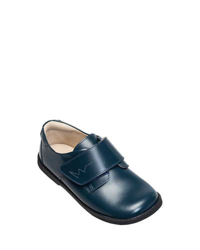 Scholar Boy Leather Loafers, Toddler/Kids