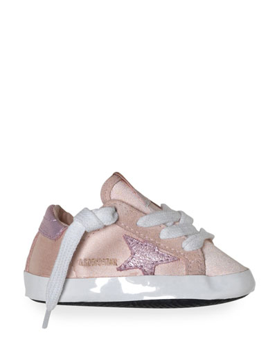 Babystar Mixed Material Sneakers, Baby