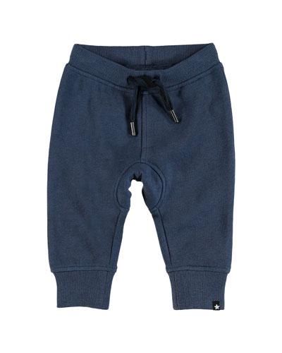 Stan Drawstring Sweatpants, Size 6-24 Months