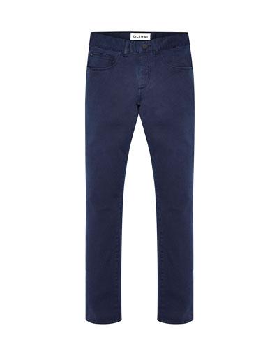 Boy's Brady Slim Denim Jeans, Size 8-16