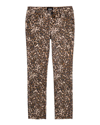 Girls' Jungle Skinny Crop Jeans, Size 7-16