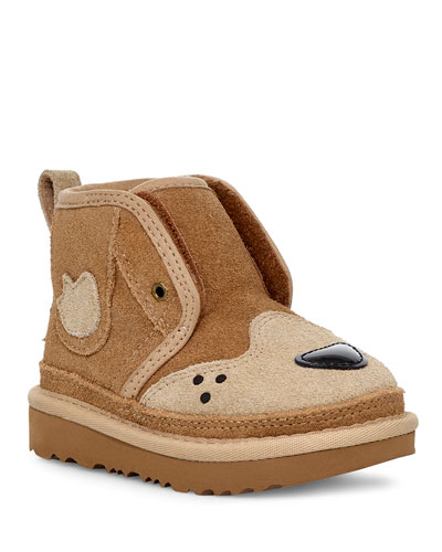 Happee Neumel Suede Boots, Baby/Toddler