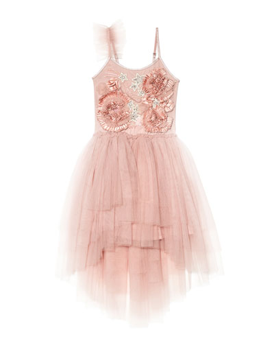 Girl's Cast A Spell Tutu Dress, Size 2T-11