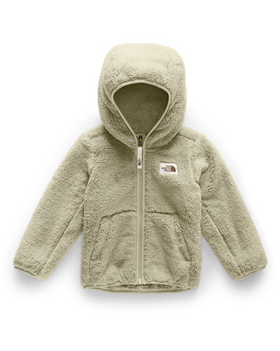 Boy's Campshire Hooded Sherpa Fleece Jacket, Size 2-4T