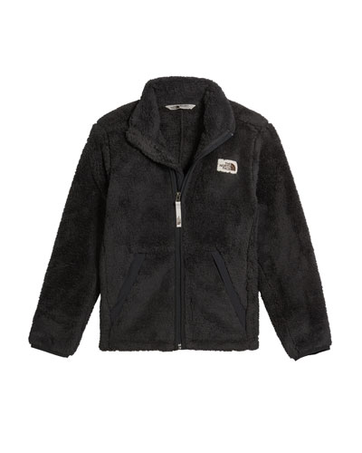 Boy's Campshire Fleece Jacket, Size XXS-XL