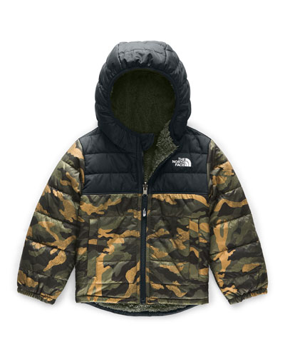 Mount Chimborazo Reversible Hooded Jacket, Size 2-4T