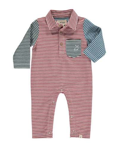 Polo Shirt w/ Children's Book, 6-24 Months