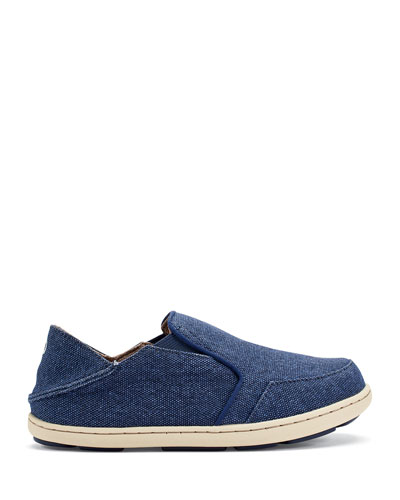 Boys' Nohea Lole Slip-On Canvas Sneakers, Toddler/Kids