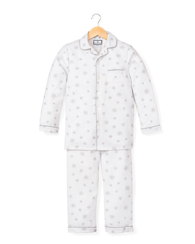 Winter Wonderland Two-Piece Pajama Set, Size 6M-14