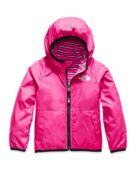 The North Face Girl's Breezeway Reversible Wind Jacket, Size 2-4T