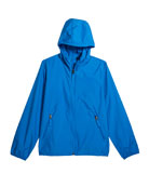 The North Face Boy's Flurry Wind Hoodie Jacket,