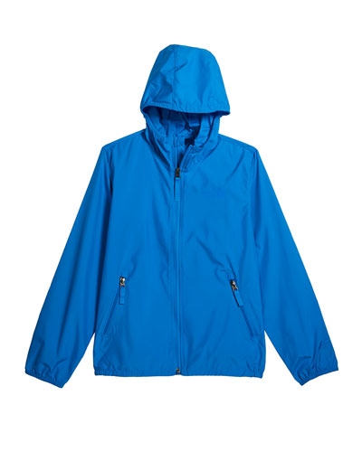 Boy's Flurry Wind Hoodie Jacket, Size XXS-XL