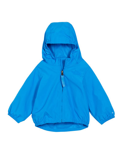 Boy's Flurry Wind-Resistant Hooded Jacket, Size 6-24 Months