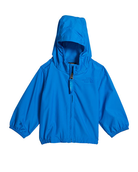 The North Face Girl's Flurry Wind-Resistant Hooded Jacket, Size 4T-3