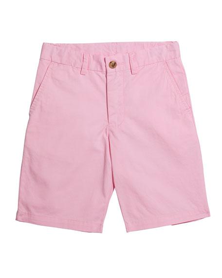 Ralph Lauren Childrenswear Boy's Tissue Chino Shorts, Size 5-7