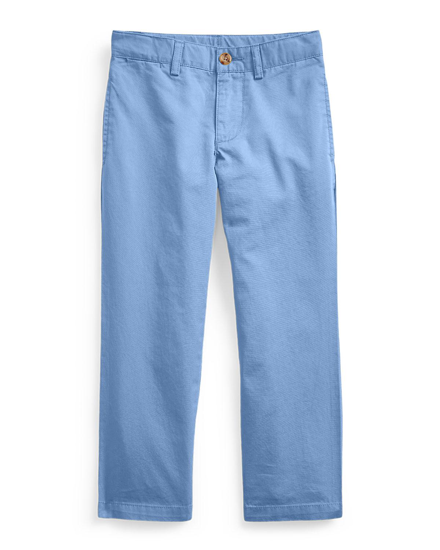 Ralph Lauren Childrenswear Pants BOY'S TISSUE CHINO PANTS