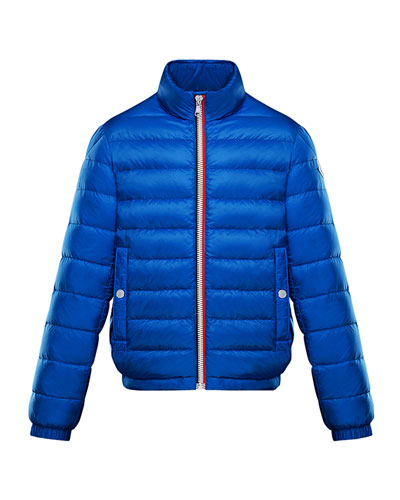 Boys' Tarn Lightweight Down Jacket, Size 8-14