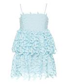 Bardot Junior Girl's Darcy Leaf Dress, Size 7-16