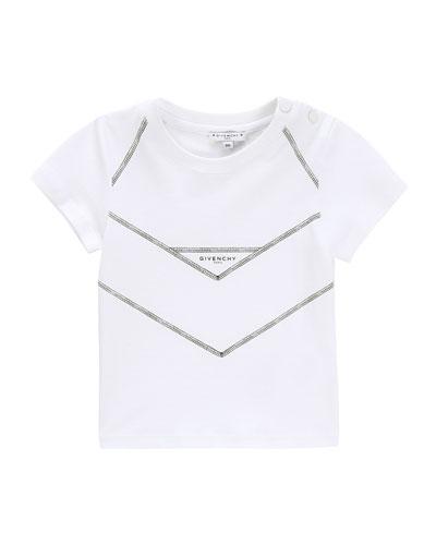 Vintage Scuba Diver Baby Boys Girls Short Sleeve Crew Neck T-Shirt 6-18 Month Tops