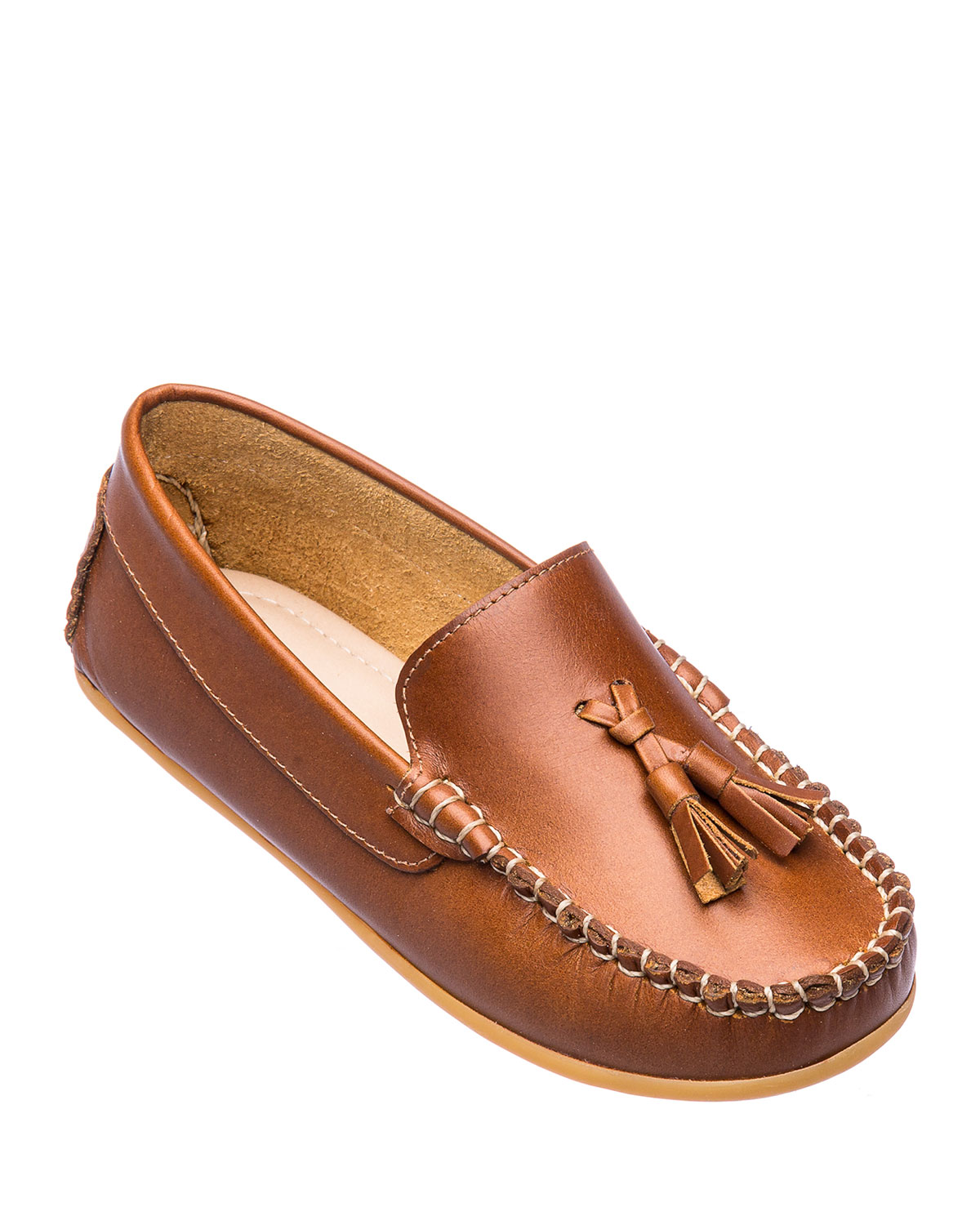 Monaco Leather Loafers