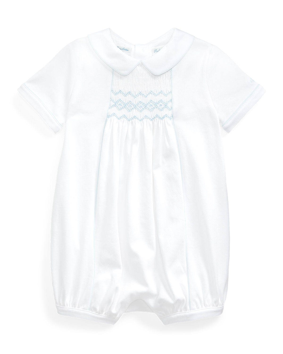 Ralph Lauren Childrenswear Shorts INTERLOCK SMOCKED SHORTALL