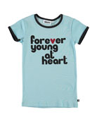 Molo Girl's Rhiannon Forever Young At Heart Ringer