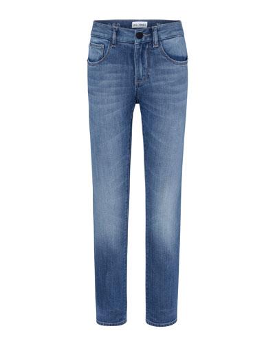 Boy's Brady Slim Jeans, Size 8-14