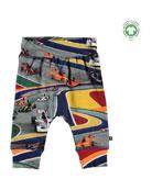 Molo Boy's Sammy Full Speed Printed Sweatpants, Size