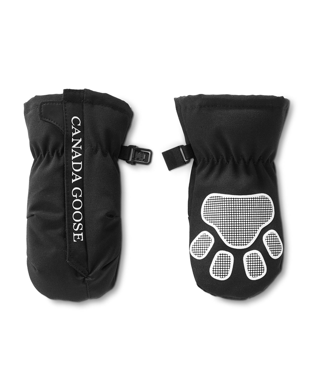 Baby Paw Down Logo Gloves