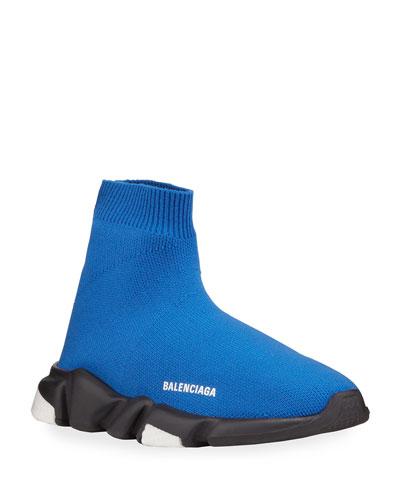 Blue Balenciaga Shoes | Neiman Marcus