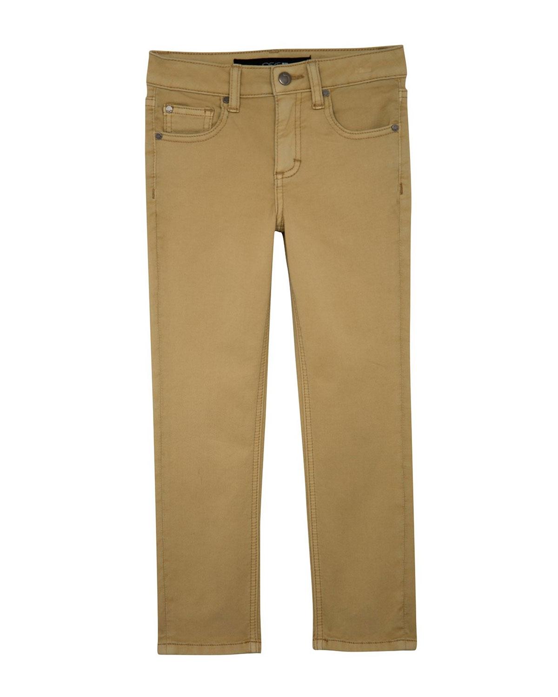 Joe's Jeans BOY'S BRIXTON STRETCH KNIT STRAIGHT-LEG JEANS