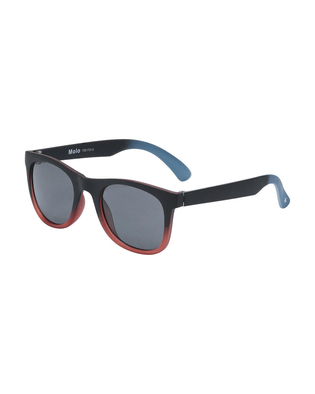 Boy's Smile Rectangle Sunglasses