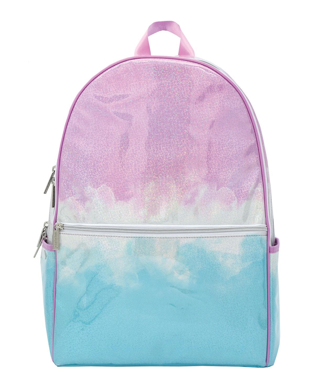 Girl's Glitter Ombre Backpack