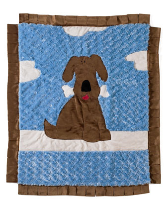 Good Puppy Blanket, Boy
