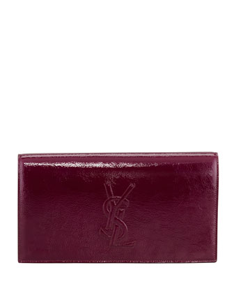 Belle du Jour Clutch Bag, Purple