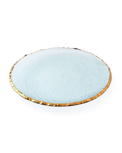 Edgey Round Platter