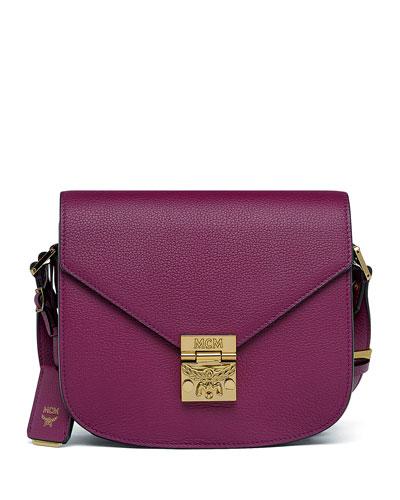 Patricia Small Leather Crossbody Bag