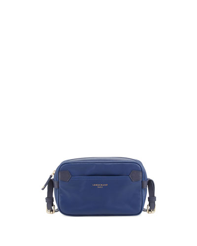 Longchamp 2.0 Leather Crossbody Bag