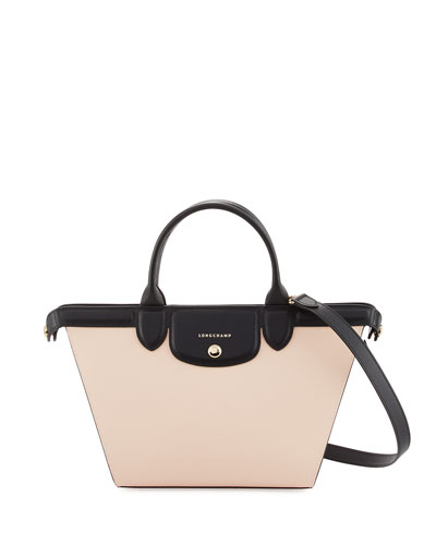 Le Pliage Heritage Colorblock Shoulder Bag