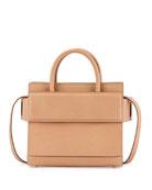 Horizon Mini Leather Satchel Bag