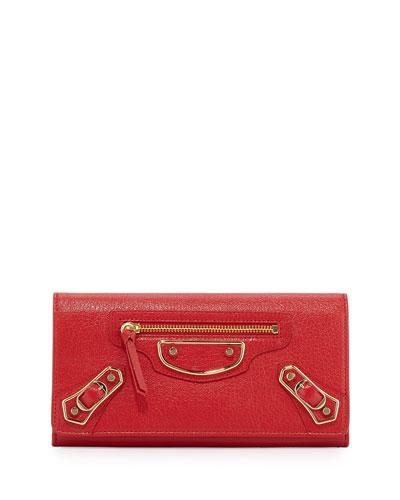 Edge Money Leather Wallet