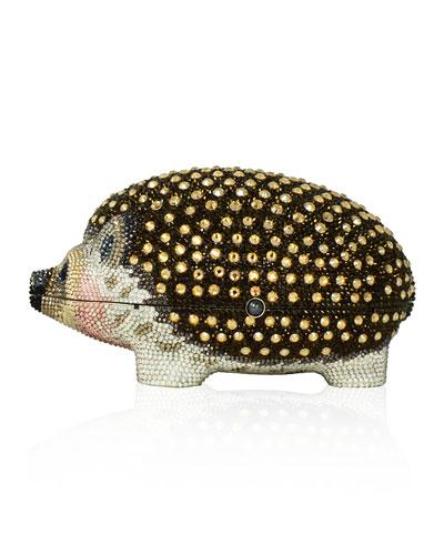 Wilbur Hedgehog Evening Clutch Bag