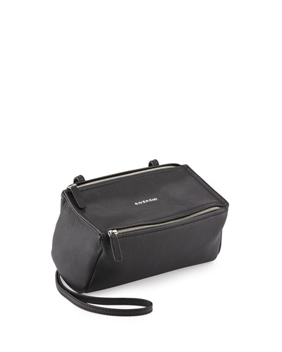 Pandora Mini Goatskin Crossbody Bag