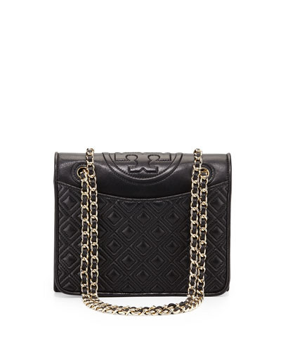 Fleming Medium Quilted Shoulder Bag