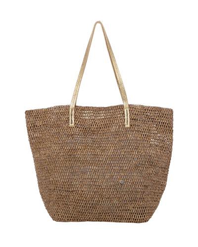 6c67ac582 Quick Look. Flora Bella · Tybee Beach Tote Bag
