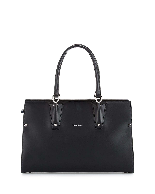 Paris Premier Large Tote Bag, Black